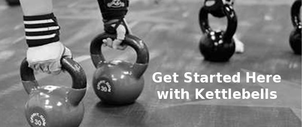 Getting Started with Kettlebells